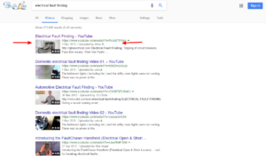 electrical fault finding Google Search